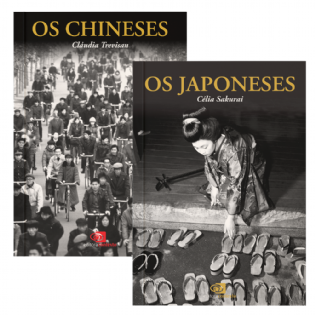 Os Japoneses + Os Chineses