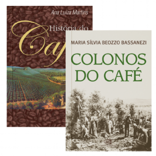 Colonos do café + História do café